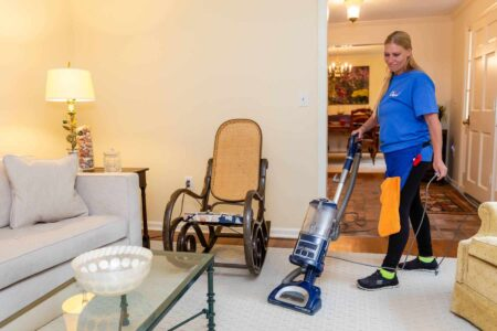 Professional cleaning from Mrs. Clean Pittsburgh